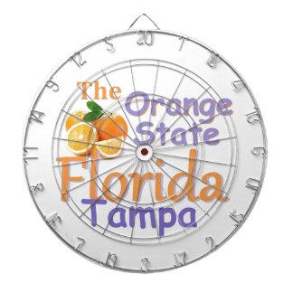 FLORIDA DART BOARD