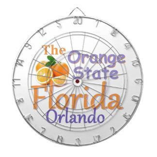 FLORIDA DARTBOARD