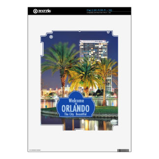 FLORIDA DECAL FOR THE iPad 2