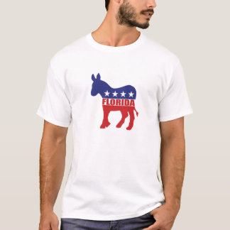 Florida Democrat Donkey T-Shirt