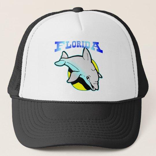 Florida Dolphin  #0222 Trucker Hat