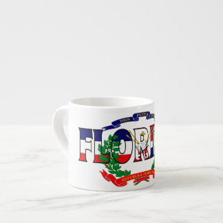Florida-Dominican Republic Espresso Espresso Cup