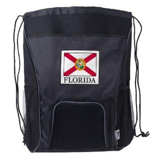Florida Drawstring Backpack