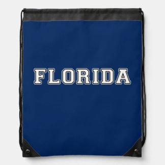 Florida Drawstring Bag