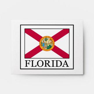 Florida Envelope