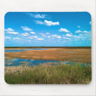 Florida Everglades Mouse Pad