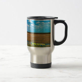 Florida Everglades 15 Oz Stainless Steel Travel Mug