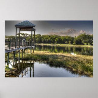 Florida Everglades Poster