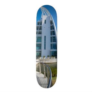 Florida Exploration Tower Skateboard Deck