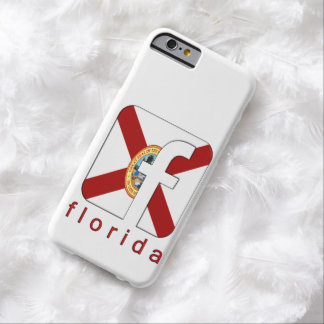 Florida Facebook Logo Template New Design Barely There iPhone 6 Case