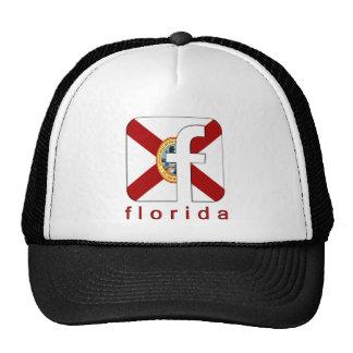 Florida Facebook Logo Unique Gift New Design Mesh Hat