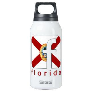 Florida Facebook Logo Unique New Design Insulated Water Bottle
