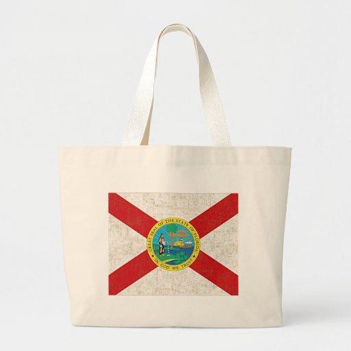 FLORIDA FLAG AGED BAGS