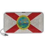 FLORIDA FLAG AGED Doodle Speaker