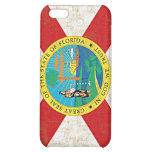 FLORIDA FLAG AGED iPhone 5C COVER