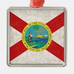 FLORIDA FLAG AGED Ornament