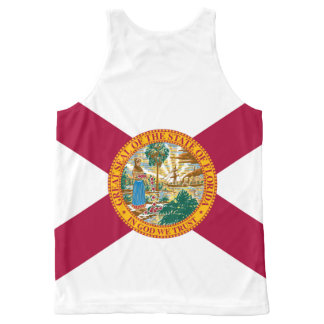 Florida flag All over print shirt