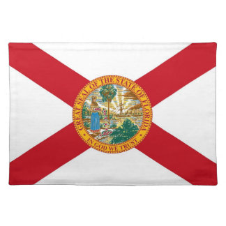 Florida Flag American MoJo Placemat