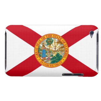 Florida Flag Barely There iPod Touch Case