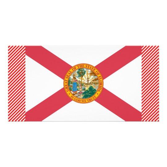 Florida Flag Card