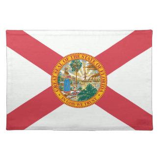 Florida Flag Cloth Placemat