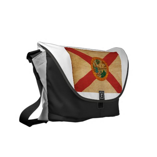 Florida Flag Commuter Bags