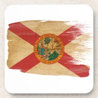Florida Flag Beverage Coasters