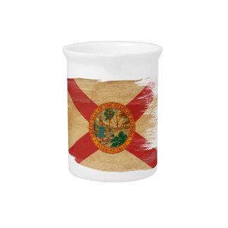 Florida Flag Drink Pitchers