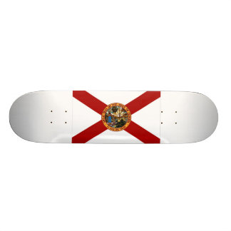 Florida Flag Skateboard