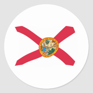 Florida Flag Sticker