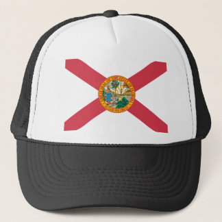 Florida Flag Trucker Hat