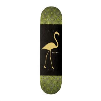 Florida Flamingo Competition Shaped Board Skate Board