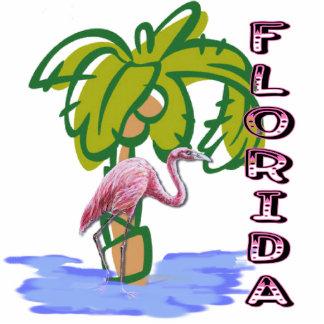 Florida Flamingo Statuette