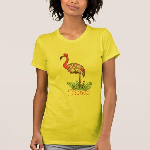 Florida Flamingo Tshirts