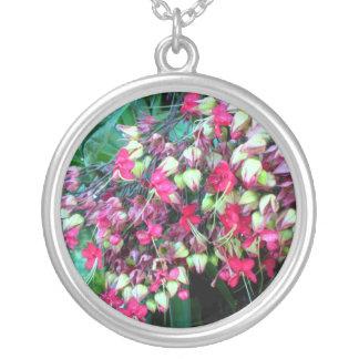 florida flowers pendant