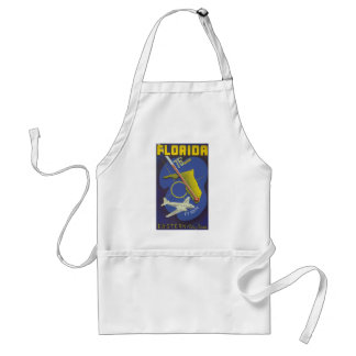 Florida ~ Fly South Adult Apron