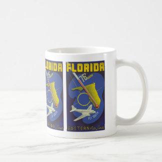 Florida ~ Fly South Coffee Mug