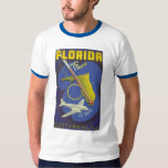 Florida ~ Fly South T-Shirt