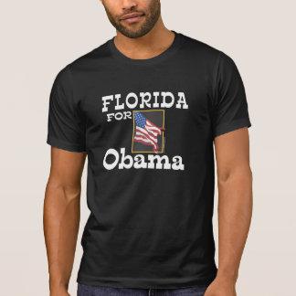 Florida for Obama T-shirt
