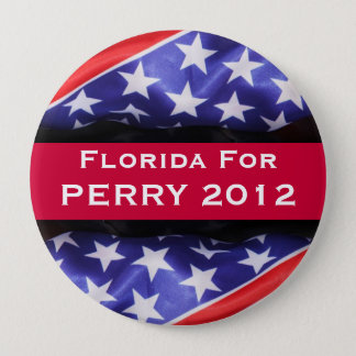 Florida For PERRY 2012 Button