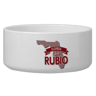 FLORIDA FOR RUBIO -.png Pet Water Bowls