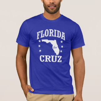 FLORIDA FOR TED CRUZ T-Shirt