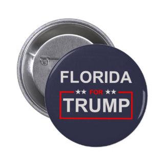 Florida for Trump Button