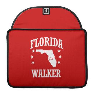 FLORIDA FOR WALKER MacBook PRO SLEEVES