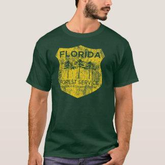 Florida Forest Service tee shirt