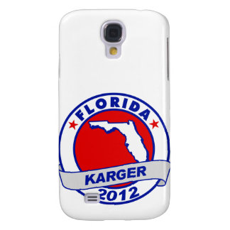 Florida Fred Karger Galaxy S4 Covers