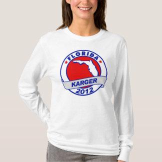 Florida Fred Karger T-Shirt