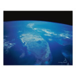 Florida from Space 2 Posters