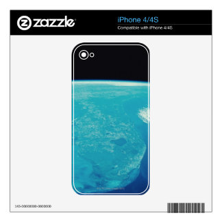 Florida from Space Skins For The iPhone 4