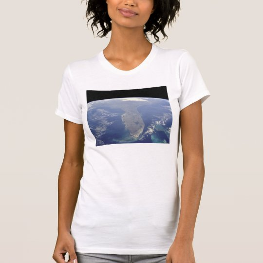 Florida from Space T-Shirt